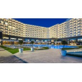 Отель Radisson Blu Paradise resort & SPA Sochi